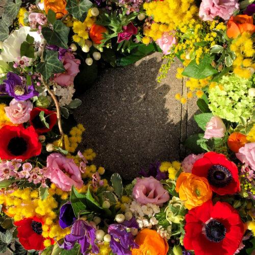 florale welten, blumen, berlin